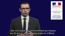 Message de Benoit Hamon délivré aux acteurs de l'ESS en ouverture du Colloque du Réseau-Gesat