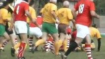 #35 - Rugby School Day alla Leonorso Udine, continua la scoperta delle società Old, un anno a Udine di Ian McKinley