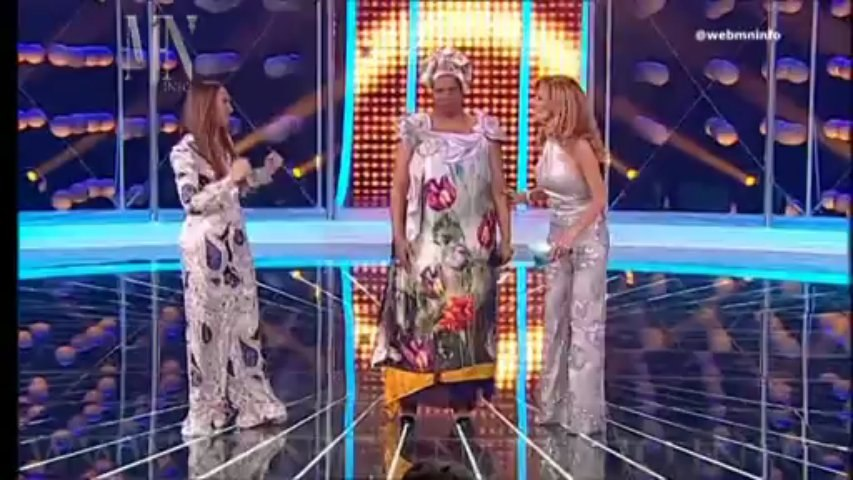 Mónica Naranjo - Gala 1 El Número Uno - 31.05.13