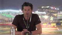 replay 24 Heures du Mans - Patrick Dempsey - Conférence de presse