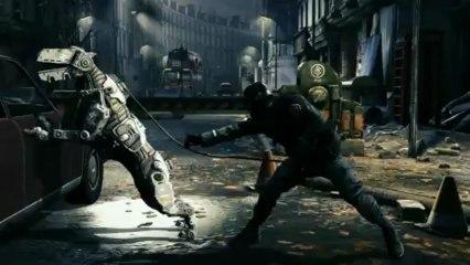 E3 2013 Trailer de Wolfenstein: The New Order