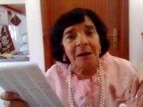 La numero uno delle nonne Rosaria Mannino ci parla di Neil Armstrong primo uomo sulla Luna!