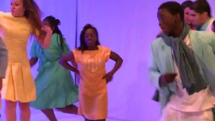 Théâtre du Rond-Point - Fondation Culture & Diversité - Atelier théâtre 2013 - L'école de l'amour