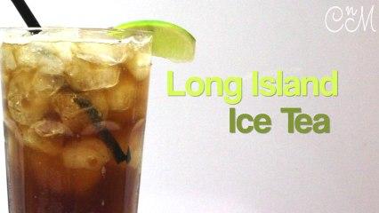 How To Make a Long Island Ice Tea