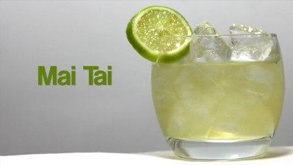 How to Make a Mai Tai Cocktail