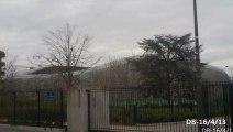 22 avril 2013 - le stade Jean Bouin