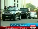 What a Changa! PTI Asad Qaiser elected KPK assembly speaker took protocol but he refused protocol.