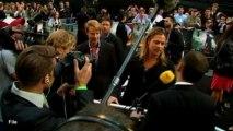 Pitt surprises fans, Mel Brooks honored by AFI