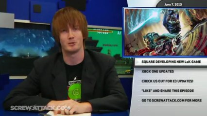 Square developing new game in the LoK realm of Nosgoth, and Xbox One updates - Hard News Clip