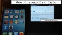 Evasion Jailbreak 6.1.4 iOS 6.1.3 Untethered iPhone 5, iPad