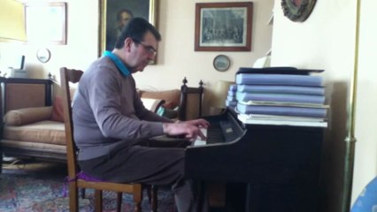Besame mucho - Luis Mariano - Piano