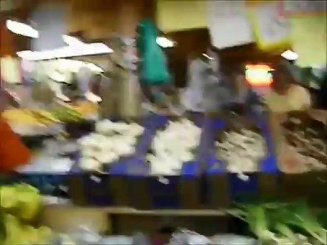 [英語字幕]レン先生のアメリカ滞在レポート ザーンズ市場inペンシルバニア USA