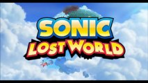 Sonic Lost Worlds Gameplay E3M13