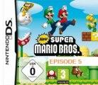 Aventure New super Mario Bros DS /05/ fails et conneries