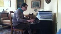 La chanson de Prévert - Serge Gainsbourg - Piano
