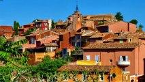 Roussillon, le pays des ocres