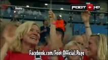 Angleterre 1 - 3 Norvège  ( Euro Espoirs ) # All Goals