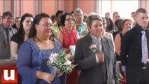 Premier mariage pour tous à Soissons dans l'Aisne