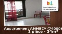 A louer - Appartement - ANNECY (74000) - 1 pièce - 24m²
