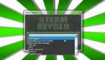Reuploaded Steam Keygen [Mediafire]!