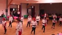 gala 2013  Danse en Ligne Enfants - danses a deux a douarnenez