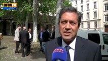 Lyon; deuxième tour de la primaire UMP pour désigner le candidat aux municipales de 2014 - 09/06