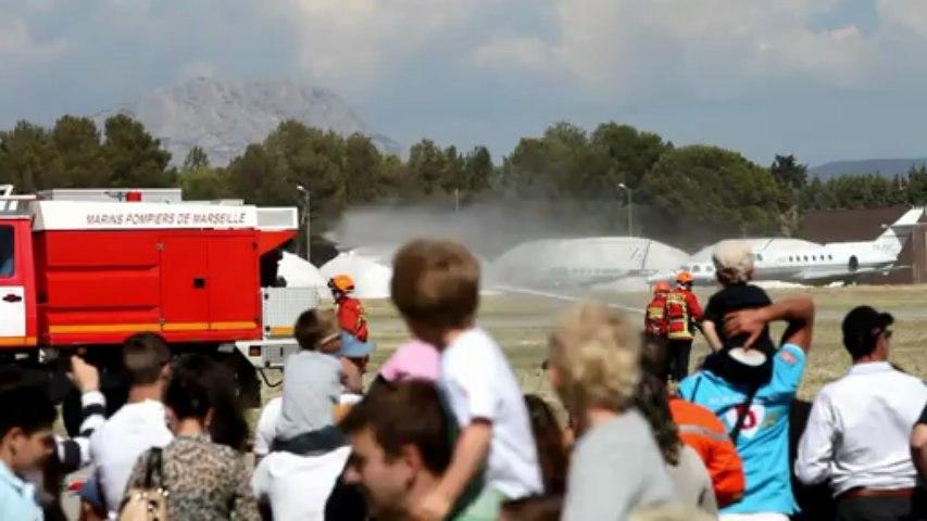 Un week-end dédié au cinquantenaire des Bombardiers d'eau
