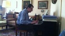 Un homme et une femme - Francis Lai - Claude Lelouch - Piano