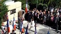 7 Juin 2013-2/5- Inauguration d'un lieu de Mémoire à Aix en Provence-