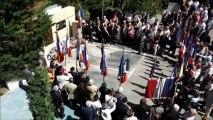 7 Juin 2013-3/5- Inauguration d'un lieu de Mémoire à Aix en Provence-Sonnerie aux morts