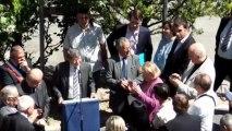7 Juin 2013-5/5- Inauguration d'un lieu de Mémoire à Aix en Provence-Allocutions