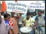 Modi's supporters celebrate as Rajnath names him election campaign chief