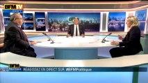 BFM Politique: l'interview BFM Business, Marine Le Pen répond aux questions d'Emmanuel Lechypre - 09/06