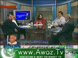 Tajzia Huma Baqai k Sath on PTV News – 9th June 2013