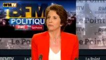 BFM Politique: l'After RMC, Marine Le Pen répond aux questions de Véronique Jacquier - 09/06