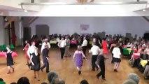 gala 2013 - Danse country -danses a deux a Douarnennez