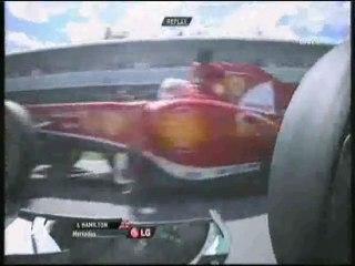 Canada 2013 :Alonso dépasse Hamilton