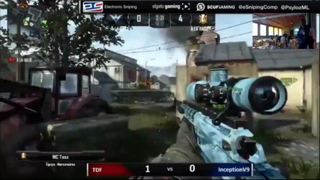 [SkyLAN eSniping] TDF.Eagles vs V9