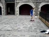 Lucas séance jonglage