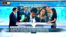 Politique Première: Valls rudoie les maires frondeurs, encouragés par Hollande - 10/06