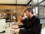 4 comment l'extrême droite progresse-t-elle? conférence de Nicolas Lebourg, animé par Nicolas  Caudeville