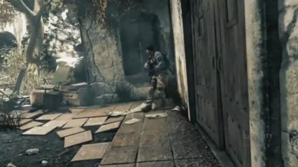 Riley Dog Gameplay de Call of Duty: Ghosts