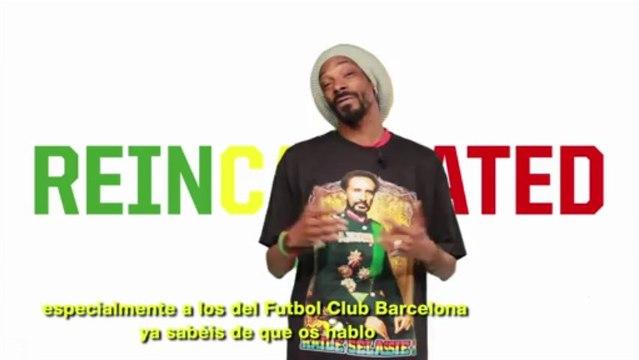 Saludo Snoop Dogg para el Festival Cruïlla Barcelona