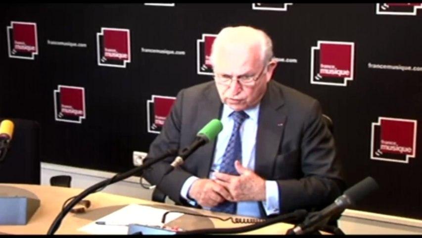 Hugues Gall - La Matinale - 10-06-13
