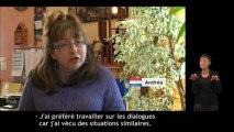 Sous la coquille (avec langue des signes et sous-titres français)
