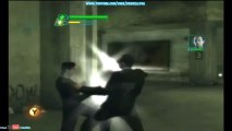 The Matrix Path Of Neo Xbox Gameplay Neo Vs Agent Smith