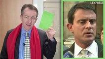 Valls, Vallaud-Belkacem et El Assad, les cartons de la semaine