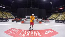 Street League 2013 Nike SB World Tour A Special Message From Ishod Wair