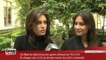 Jeune et Jolie : Marine Vacth / Géraldine Pailhas à Lille (Interview Exclu)