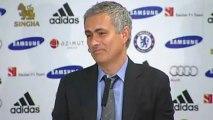 Jose Mourinho: 'I am the happy one'